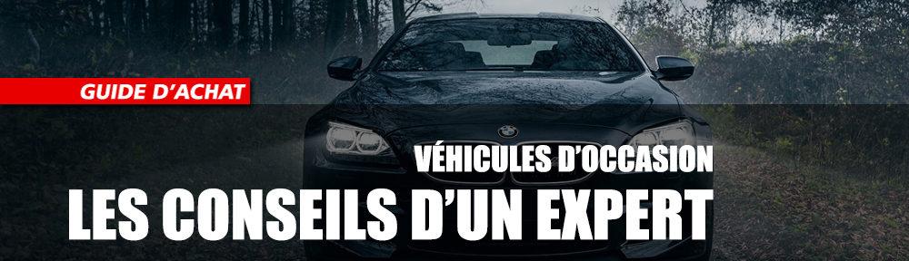 Guide d'achat d'un expert des voitures d'occasion